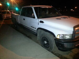 1996 Dodge Power Ram 1500 extended cab Pickup Truck