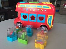 AS NEW ELC Shapes Sorting Bus South Brisbane Brisbane South West Preview