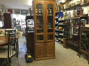Display cabinet only $90 Kingston Kingston Area image 1