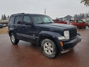 * * 2011 JEEP LIBERTY 4X4 SPORT NORTH PKG * 6 MONTH WARRANTY INC