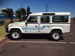 1985 Land Rover One Ten Wagon County Defender 3.5 V8 Whyalla Whyalla Area Preview