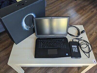 "Alienware 15 15.6"" R2 i7 6700 @ 2.60Ghz | GTX 980M | 16GB RAM | 1TB SSD"