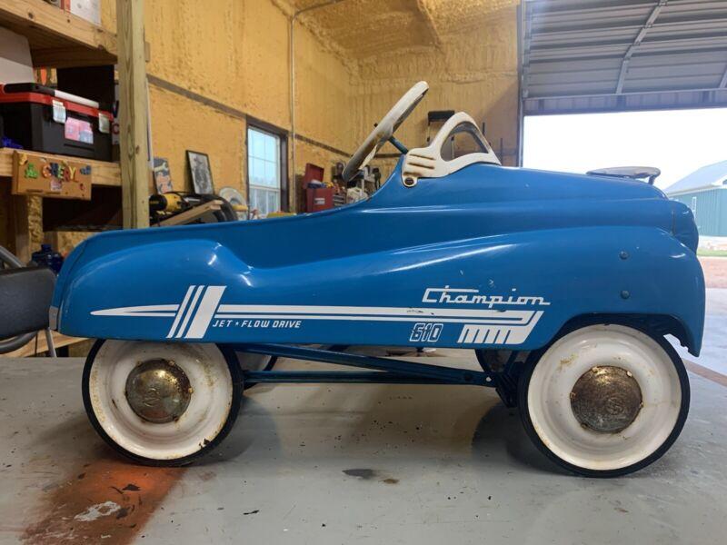 Vintage 1949 Murray Champion PedalCar.