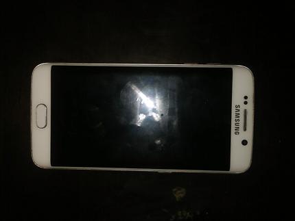 Broken Samsung Galaxy S6 edge