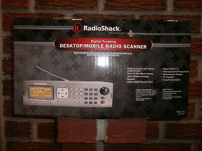 NEW RADIO SHACK PRO-197 WHISTLER WS1065 GRE PSR-600 P25 DIGITAL SCANNER for sale  Wrightstown
