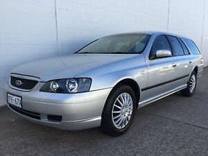 2004 Ford Falcon Wagon LOW KMS Fyshwick South Canberra Preview
