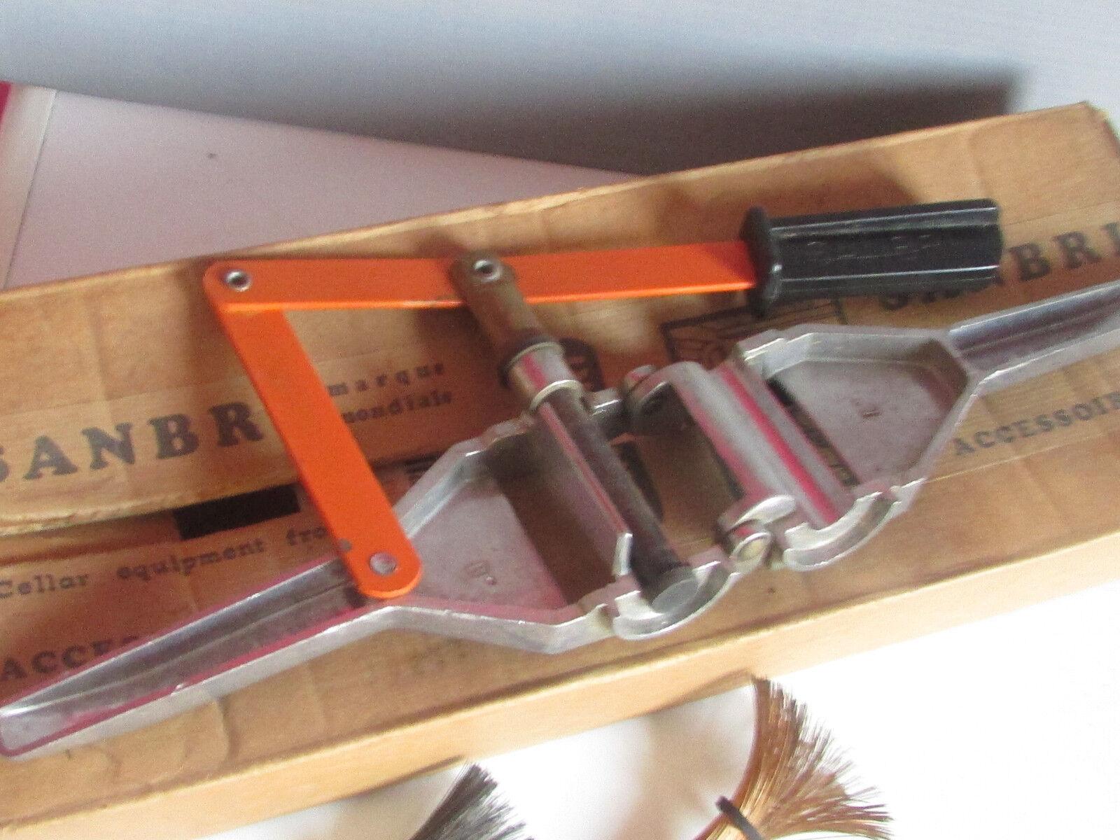 Accessoires de cave a vin de la marque  sanbri