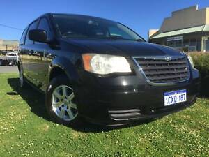 2008 Chrysler Grand Voyager LX Automatic Wagon Wangara Wanneroo Area Preview