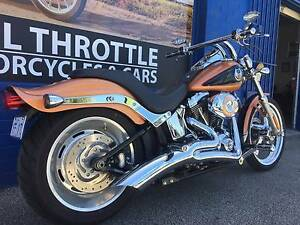 HARLEY DAVIDSON 2007 SOFTAIL DELUXE 105 ANNIVERSARY East Rockingham Rockingham Area Preview