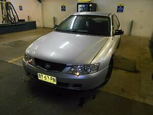 Holden Commodore 3.8 V6 2004 with rego Leichhardt Leichhardt Area Preview