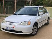 Honda Civic GLI 2002 Isabella Plains Tuggeranong Preview