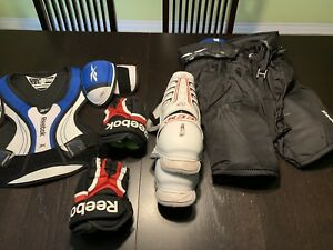 JK hoc JK hockey's equipment set