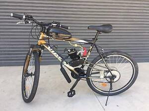 "Assembled Viper K2500 26"" Mountain Bike with Superhawk R80 Engine Currans Hill Camden Area Preview"