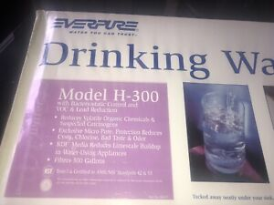 Ever pure water filter system