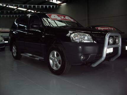 2005 Mazda Tribute Wagon Mordialloc Kingston Area Preview