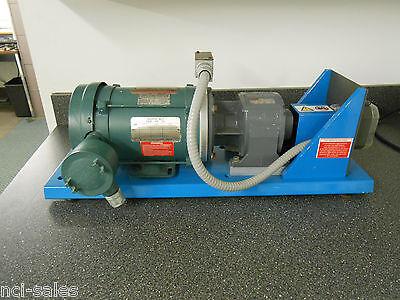 Watson Marlow P56x4071p-vx 501b Peristaltic Pump 501rc Pump Head.