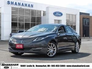 2015 Lincoln MKZ Select | LEATHER | NAVIGATION |