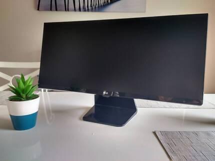 LG 29 Inch Ultrawide Gaming Monitor AMD Freesync 75Hz