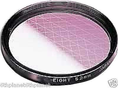 49mm Video Camera Gitter 6x (Cross/Star) Effect Filter