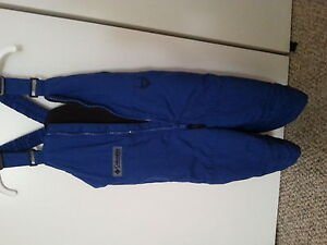 Boys Columbia snow pants