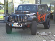 Jeep Wrangler Unlimited 2,8 CRD Sport / OFFROAD-Umbau