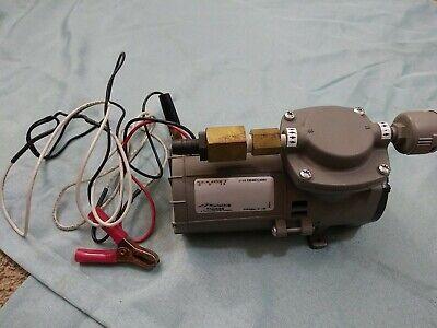 New Thomas 207cdc2012 Piston Vacuum Pump 110hp-12v 100psi Air Ride Brakes