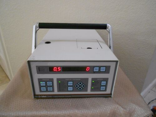 Met One A2408-1-115-1 Portable Laser Particle Counter Tested & Clean
