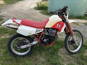 Nice 1988 Yamaha TT350 thumper