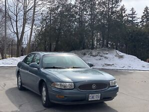 2001 Buick Le sabre limited edition