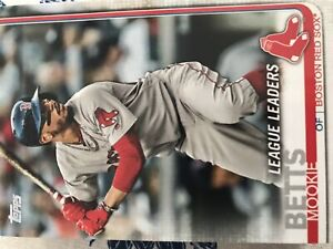 Topps Baseball Cards (looking to trade)