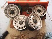 """rims steel  16""""to suit BT50 ford ranger Gloucester Area Preview"""