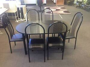 Dining Table and Chairs Osborne Park Stirling Area Preview
