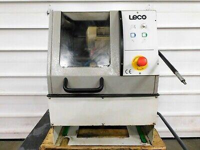 Leco Metallographic Sectioning Machine Wet Saw 826-000-300 Msx205m2 230vac 1-ph