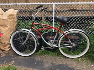 3 speed Schwinn bike