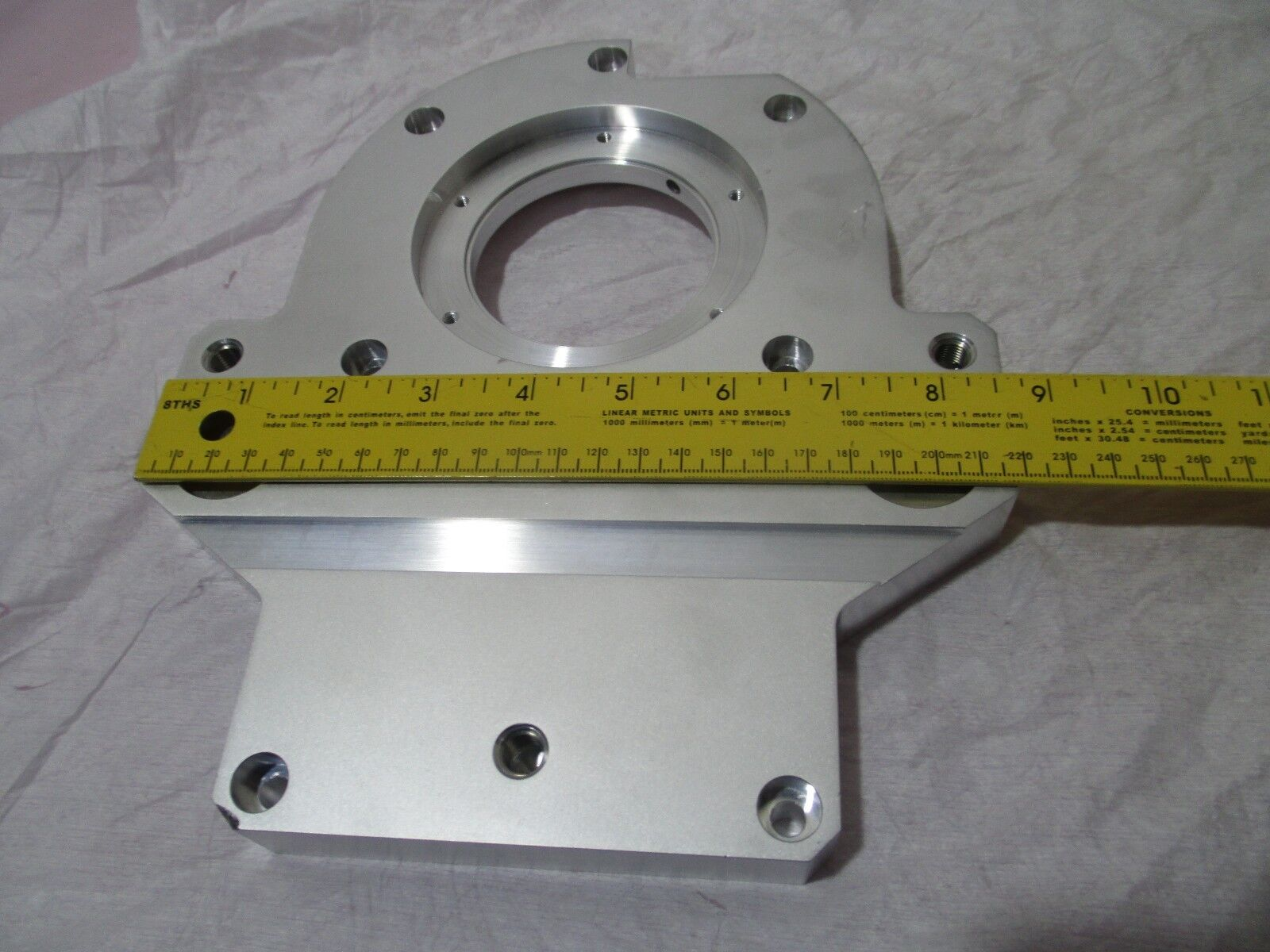 Semiconductor Assembly, Vacuum, Flange, Chamber, 421054