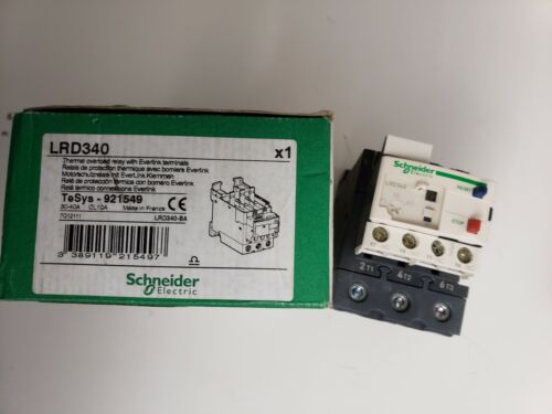 Schneider Electric LRD340 Thermal Overload Relay
