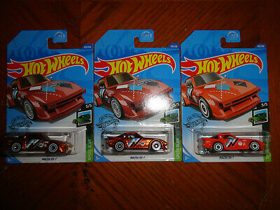 Hot Wheels Super Treasure Hunt Mazda RX 7 lot of 2 plus basic