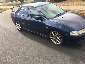 2001 lancer Rs Mitsubishi Paralowie Salisbury Area Preview