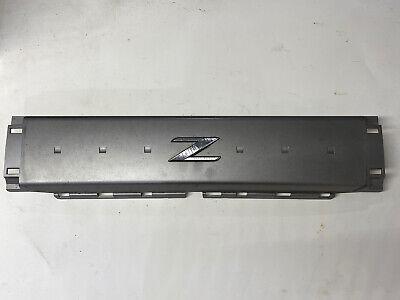 2003-2005 350Z Center Upper Strut Bar Cover W/ Z Logo Nissan OEM 93130CF00C