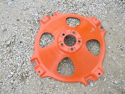 Allis Chalmers G Tractor Ac G Main Rear Center Wheel Center Hub Too Drive Hub