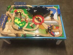 Thomas and friends.. Tidmouth sheds deluxe train set ( hard to find) Palm Beach Pittwater Area Preview