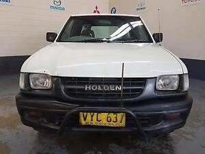 1998 Holden Rodeo Ute North St Marys Penrith Area Preview