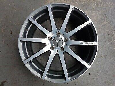 8,5 x 19 ET39 Original Mercedes AMG Alufelge S W222 C217 A2224010200 Geschmiedet