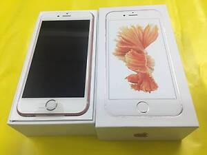 New inactivated iPhone 6s  128GB Belmore Canterbury Area Preview
