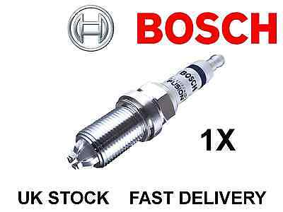1x BOSCH FR6LI332S SPARK PLUG 0242240654 IRIDIUM VW BMW GM SKODA AUDI