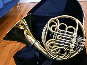 Yamaha 871D French Horn