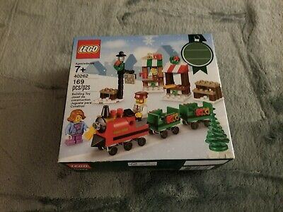 Lego 40262 Seasonal Christmas Train Ride Set (2017) - New in Box