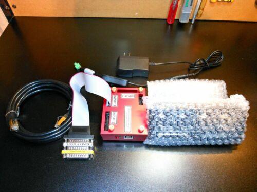 CNC Ethernet SmoothStepper & Gecko G540 for Mach3 / Mach 4 CNC