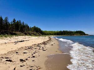 Stunning Ocean Frontage on Pictou Island, Nova Scotia