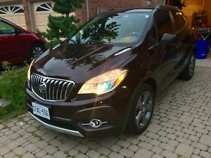 2013 Buick Encore, Mint, Reduced to Sell